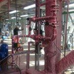 elektryczne ogrzewanie rurociągów przemysłowych