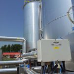 elektryczne ogrzewanie zbiorników